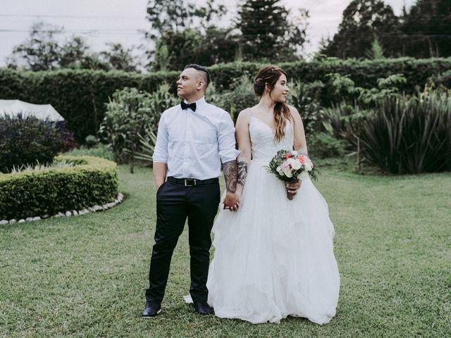 El matrimonio de Katherine y Camilo