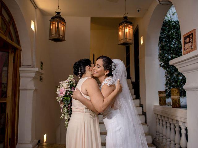 El matrimonio de Jovanny y Verónica en Cartagena, Bolívar 24