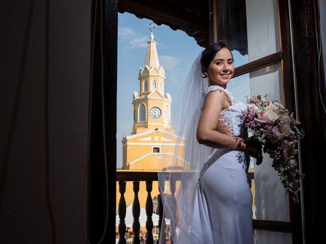 El matrimonio de Jovanny y Verónica en Cartagena, Bolívar 26