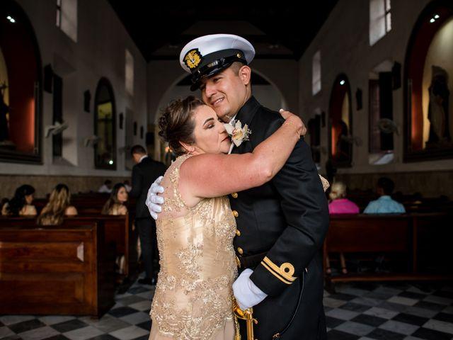 El matrimonio de Jovanny y Verónica en Cartagena, Bolívar 29