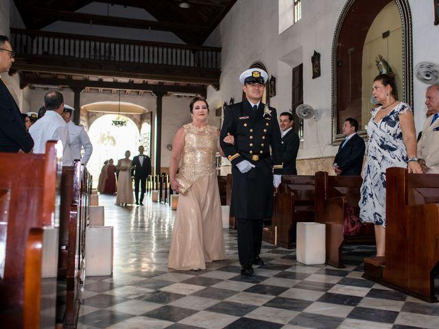 El matrimonio de Jovanny y Verónica en Cartagena, Bolívar 30