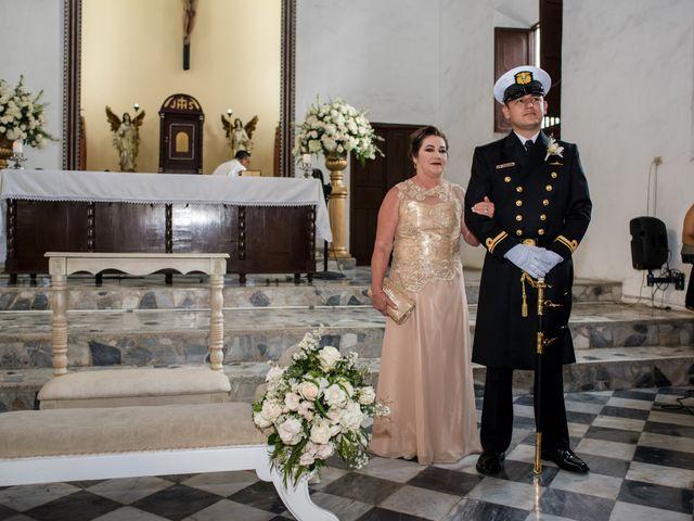 El matrimonio de Jovanny y Verónica en Cartagena, Bolívar 31