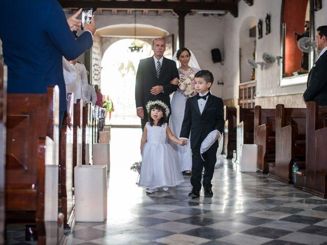 El matrimonio de Jovanny y Verónica en Cartagena, Bolívar 32