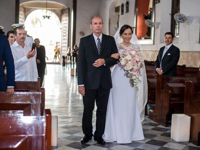 El matrimonio de Jovanny y Verónica en Cartagena, Bolívar 33