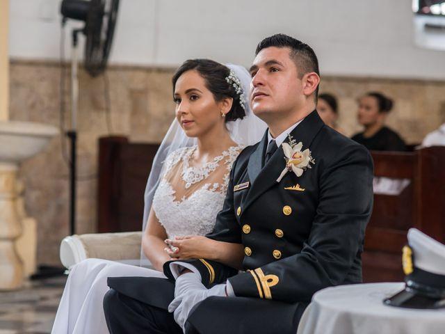 El matrimonio de Jovanny y Verónica en Cartagena, Bolívar 35