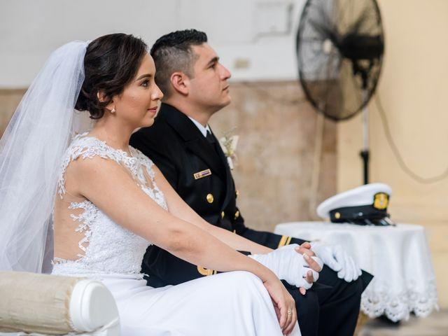 El matrimonio de Jovanny y Verónica en Cartagena, Bolívar 37