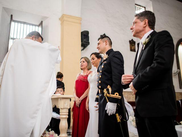 El matrimonio de Jovanny y Verónica en Cartagena, Bolívar 39