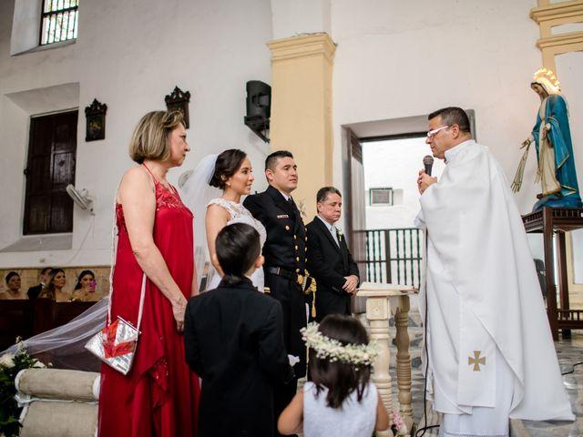 El matrimonio de Jovanny y Verónica en Cartagena, Bolívar 40