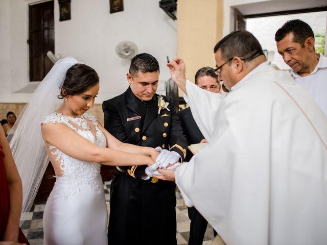 El matrimonio de Jovanny y Verónica en Cartagena, Bolívar 43