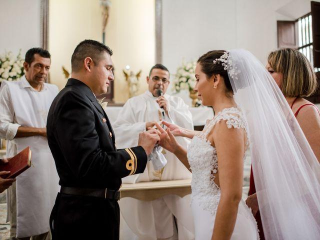 El matrimonio de Jovanny y Verónica en Cartagena, Bolívar 44