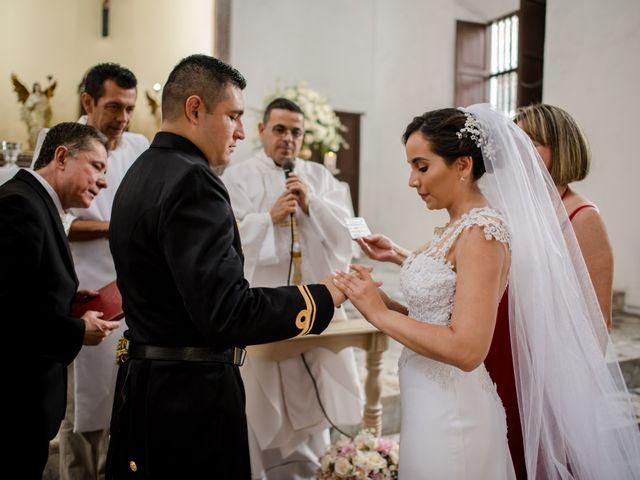 El matrimonio de Jovanny y Verónica en Cartagena, Bolívar 45