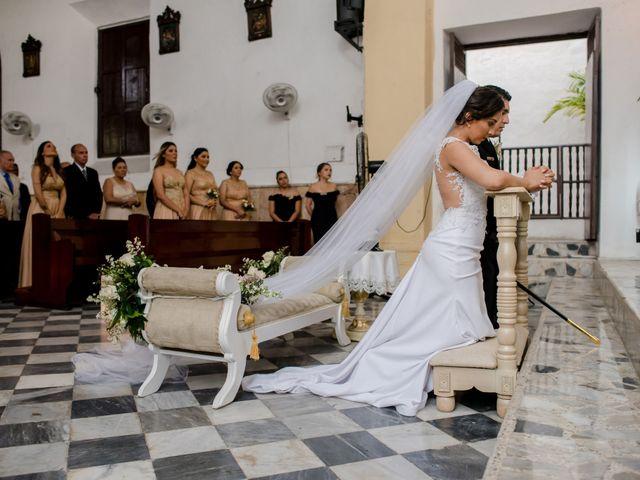 El matrimonio de Jovanny y Verónica en Cartagena, Bolívar 46