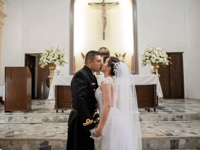 El matrimonio de Jovanny y Verónica en Cartagena, Bolívar 48