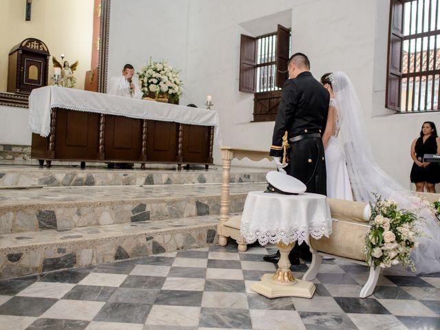 El matrimonio de Jovanny y Verónica en Cartagena, Bolívar 51