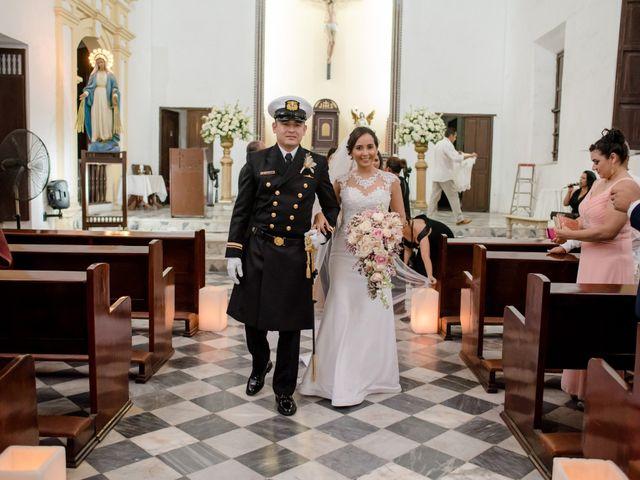 El matrimonio de Jovanny y Verónica en Cartagena, Bolívar 52