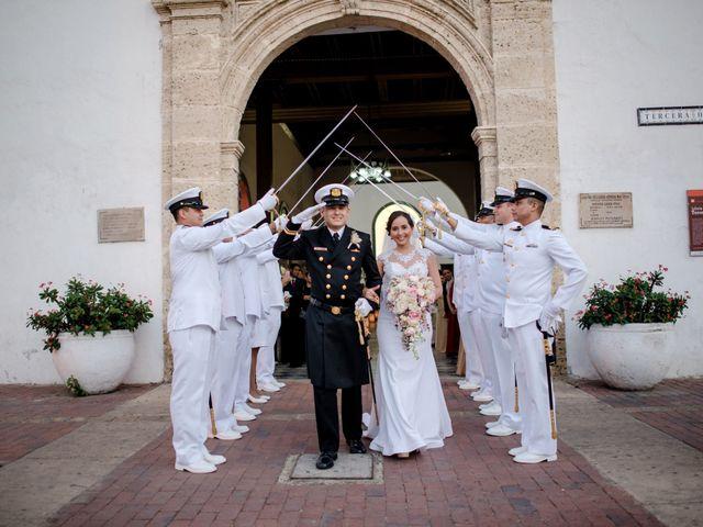 El matrimonio de Jovanny y Verónica en Cartagena, Bolívar 53