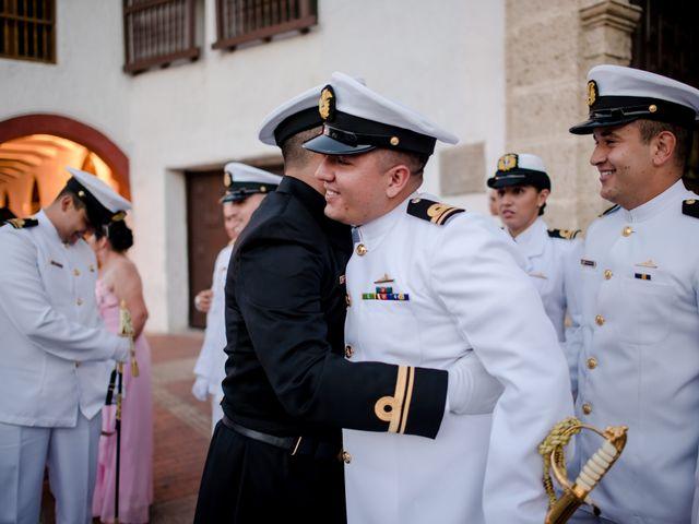 El matrimonio de Jovanny y Verónica en Cartagena, Bolívar 54