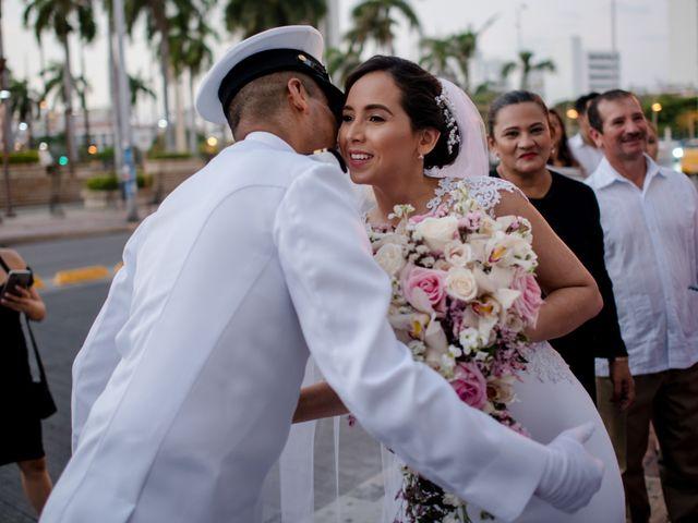 El matrimonio de Jovanny y Verónica en Cartagena, Bolívar 55
