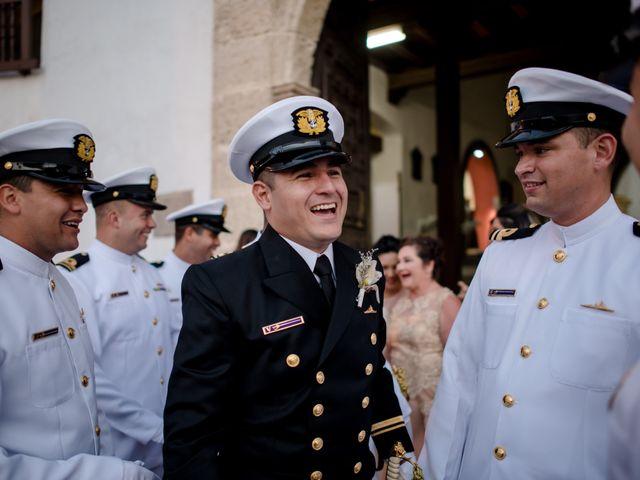 El matrimonio de Jovanny y Verónica en Cartagena, Bolívar 56