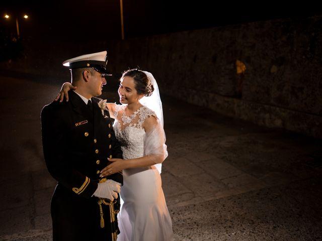 El matrimonio de Jovanny y Verónica en Cartagena, Bolívar 57