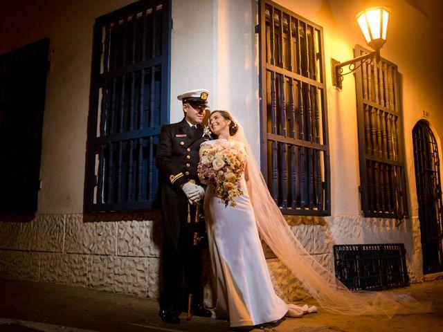 El matrimonio de Jovanny y Verónica en Cartagena, Bolívar 59