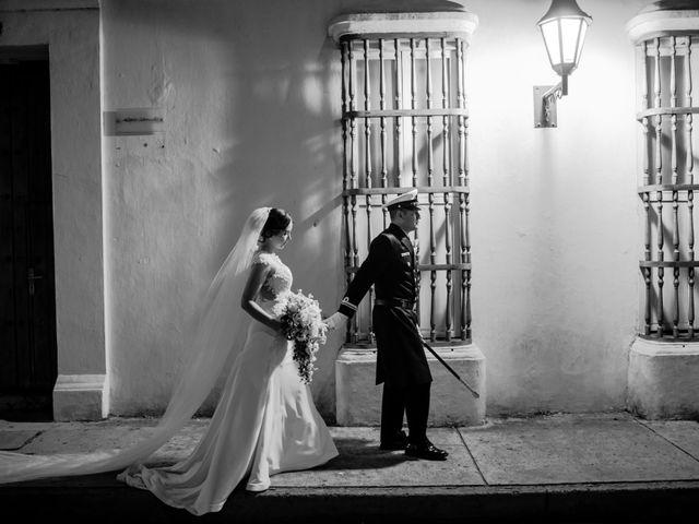 El matrimonio de Jovanny y Verónica en Cartagena, Bolívar 60