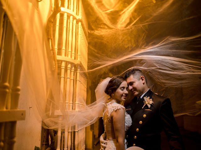 El matrimonio de Verónica y Jovanny