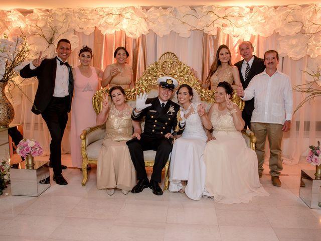 El matrimonio de Jovanny y Verónica en Cartagena, Bolívar 63