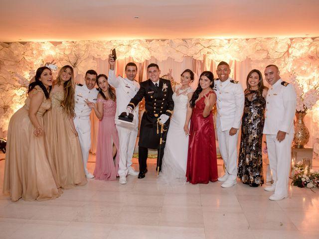 El matrimonio de Jovanny y Verónica en Cartagena, Bolívar 64