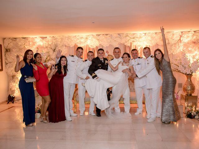 El matrimonio de Jovanny y Verónica en Cartagena, Bolívar 65