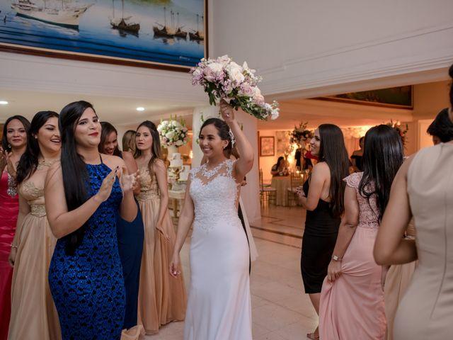 El matrimonio de Jovanny y Verónica en Cartagena, Bolívar 76