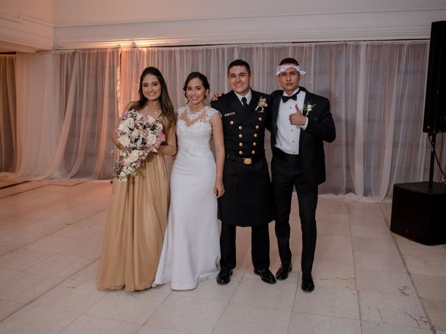 El matrimonio de Jovanny y Verónica en Cartagena, Bolívar 83