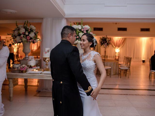 El matrimonio de Jovanny y Verónica en Cartagena, Bolívar 86