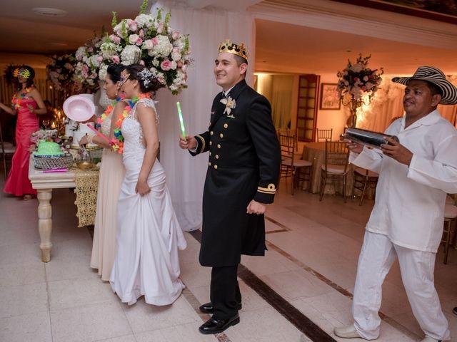 El matrimonio de Jovanny y Verónica en Cartagena, Bolívar 88