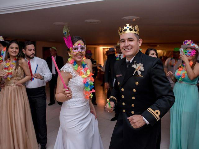 El matrimonio de Jovanny y Verónica en Cartagena, Bolívar 89