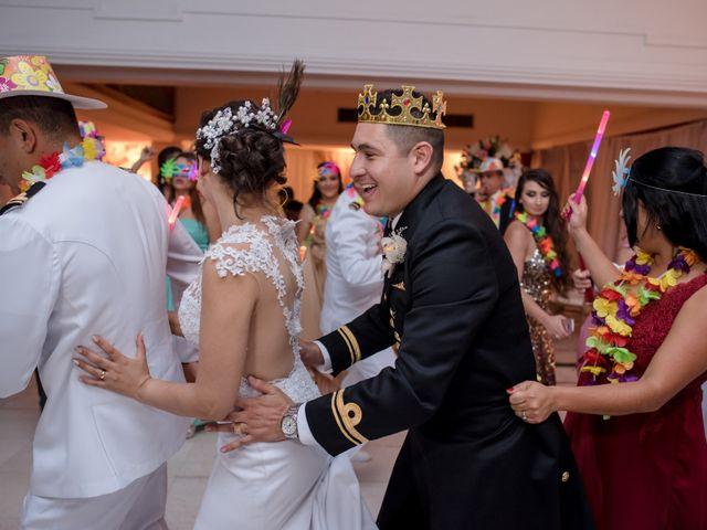 El matrimonio de Jovanny y Verónica en Cartagena, Bolívar 90