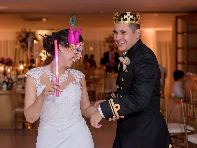 El matrimonio de Jovanny y Verónica en Cartagena, Bolívar 93