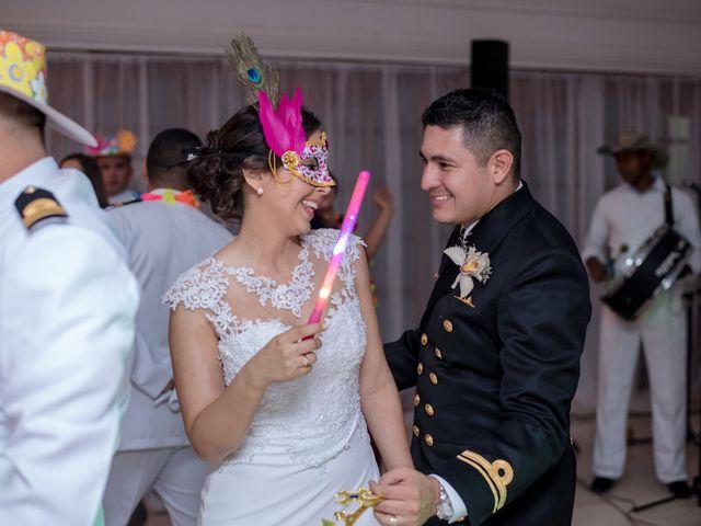 El matrimonio de Jovanny y Verónica en Cartagena, Bolívar 94