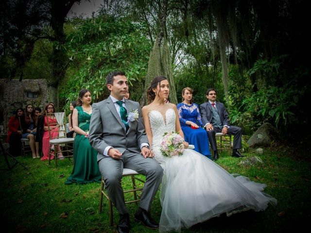 El matrimonio de Camilo y Diana en Zipaquirá, Cundinamarca 4