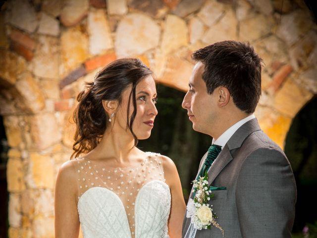 El matrimonio de Camilo y Diana en Zipaquirá, Cundinamarca 8