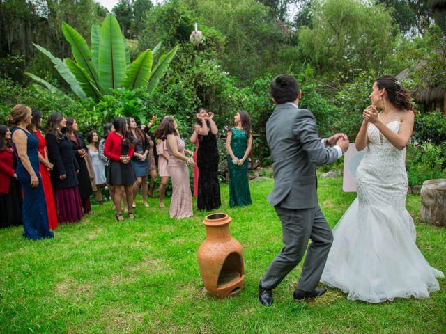 El matrimonio de Camilo y Diana en Zipaquirá, Cundinamarca 9