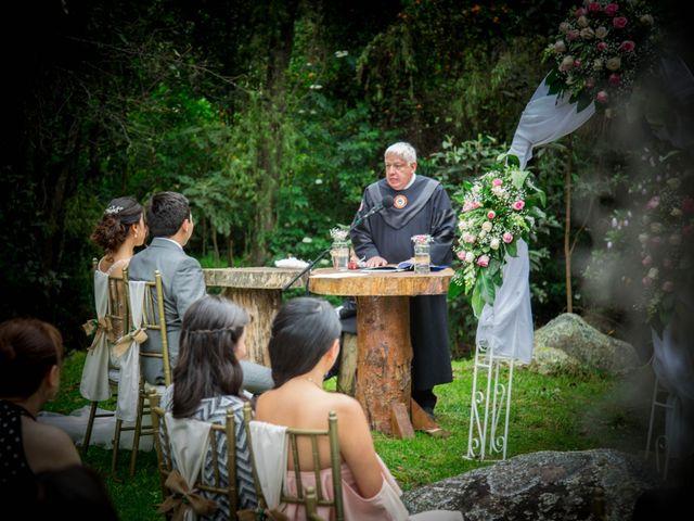 El matrimonio de Camilo y Diana en Zipaquirá, Cundinamarca 10