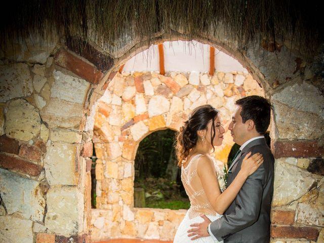 El matrimonio de Camilo y Diana en Zipaquirá, Cundinamarca 11