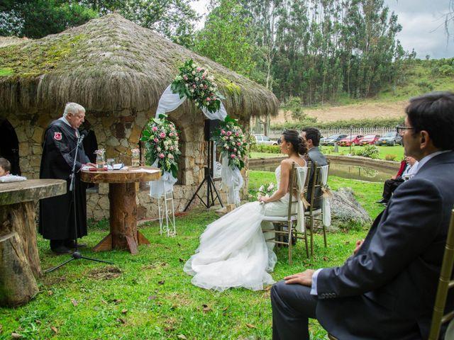 El matrimonio de Camilo y Diana en Zipaquirá, Cundinamarca 14