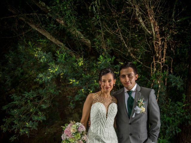 El matrimonio de Camilo y Diana en Zipaquirá, Cundinamarca 17