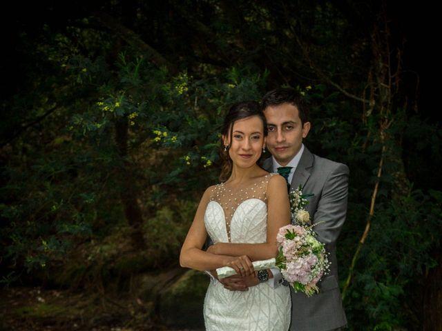 El matrimonio de Camilo y Diana en Zipaquirá, Cundinamarca 18