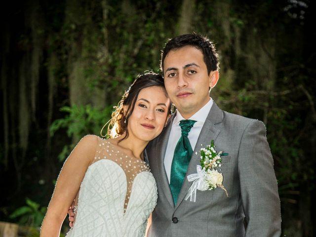 El matrimonio de Camilo y Diana en Zipaquirá, Cundinamarca 19