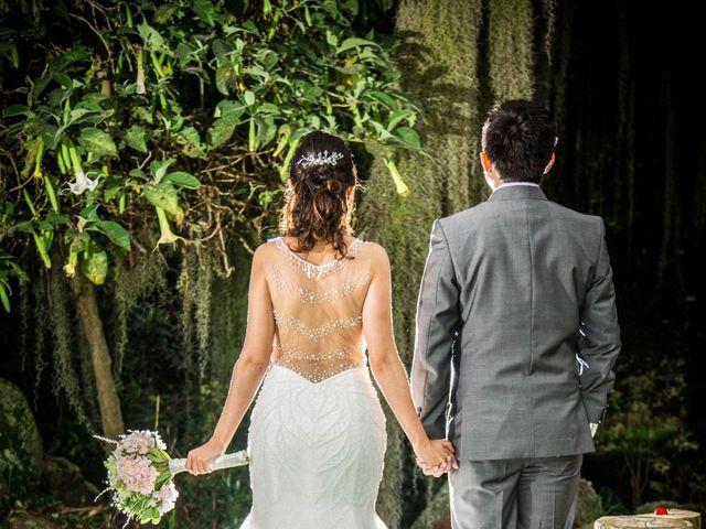 El matrimonio de Camilo y Diana en Zipaquirá, Cundinamarca 20