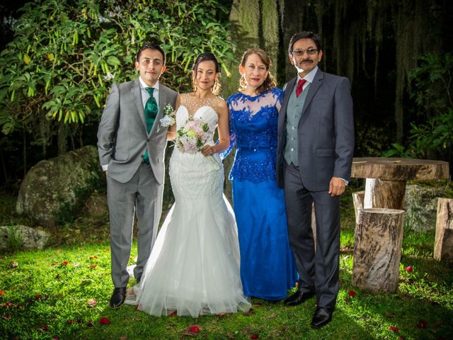 El matrimonio de Camilo y Diana en Zipaquirá, Cundinamarca 21