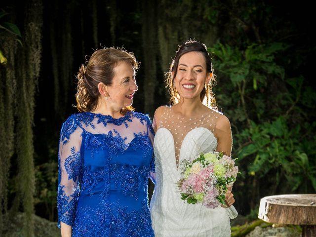 El matrimonio de Camilo y Diana en Zipaquirá, Cundinamarca 22